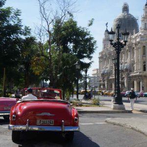 Capitol building Old Havana