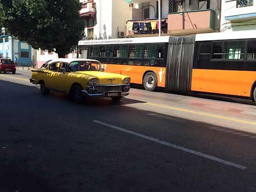 Bendy Bus