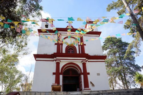 Catedral de San Cristobal De Las Casas