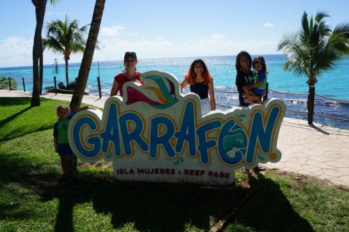 Garrafon Reef Park