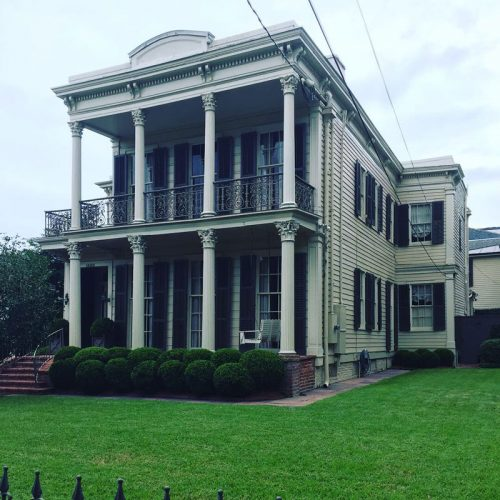 Homes of the Garden District