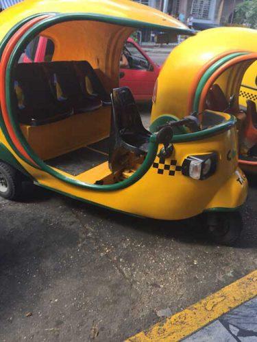 Three Wheeler Taxi