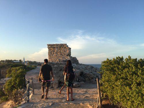 Punta Sur Mayan Ruins