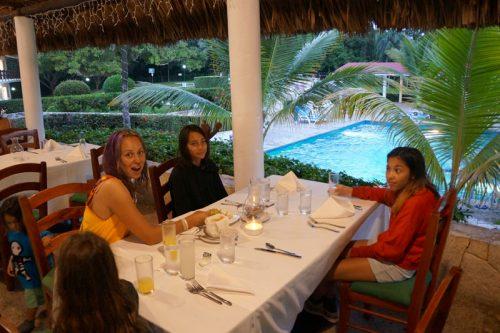 Palenque hotel life