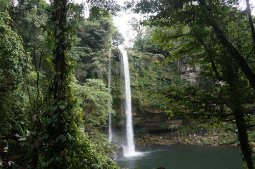 Misol Há Waterfall