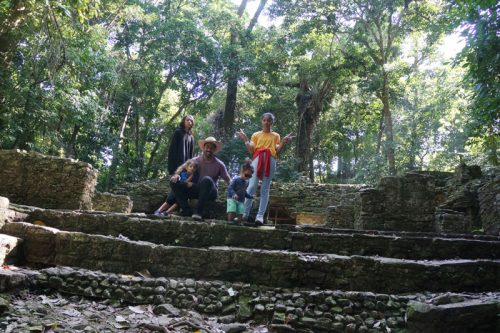 Palenque jungle walks