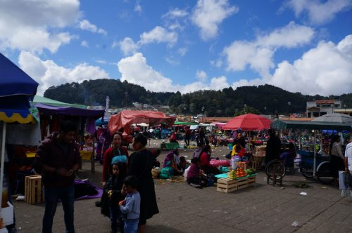 Sunday Markets at Chamula