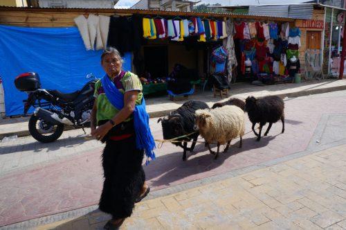 Sunday Markets at Chamula