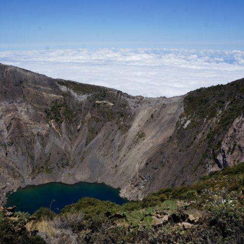 Volcano Irazu