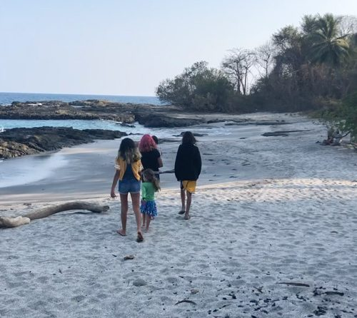 Playa Manchas
