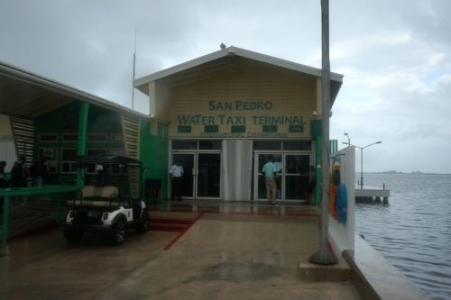 San Pedro immigration