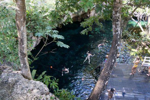 La Gran Cenote, Tulum