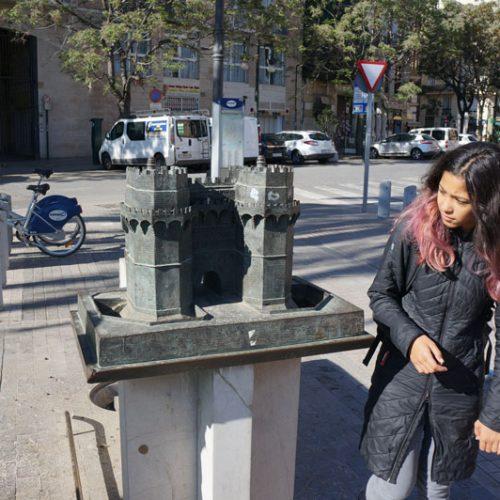 Valencia-town-centre-exploring