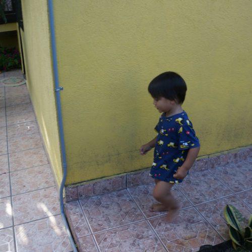 Playtime at La Fortuna