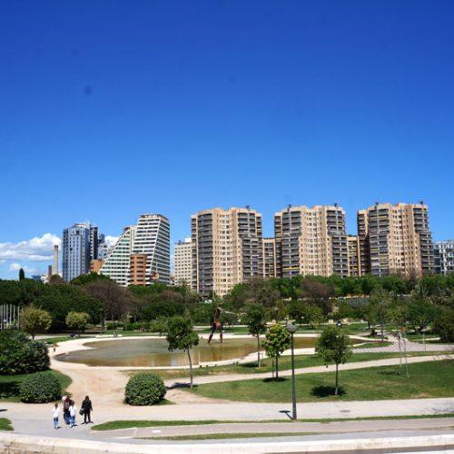 Valencia-parks