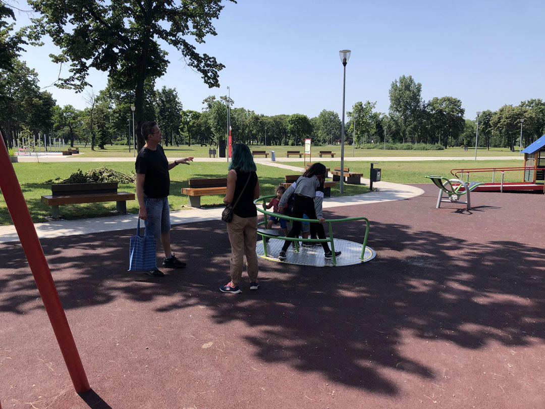 belgrade-park