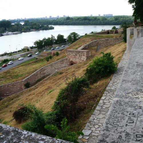 Belgrade's Fortress